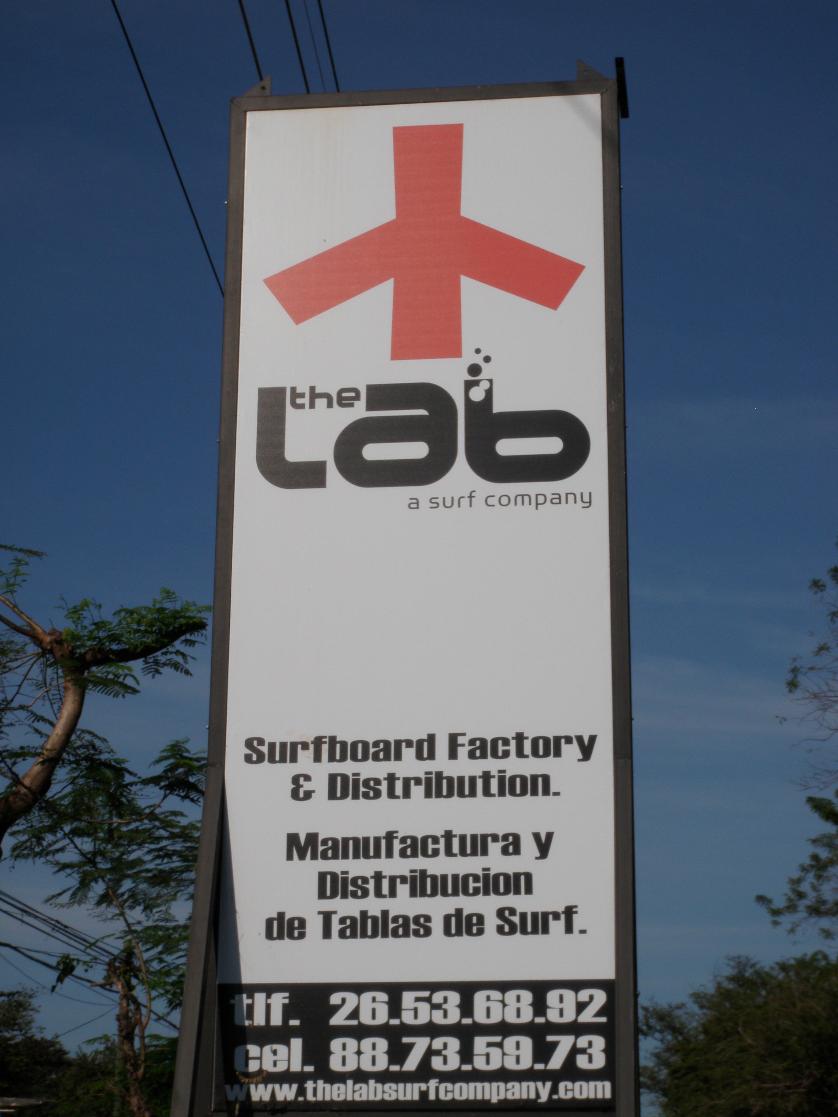 The Lab Surf Company